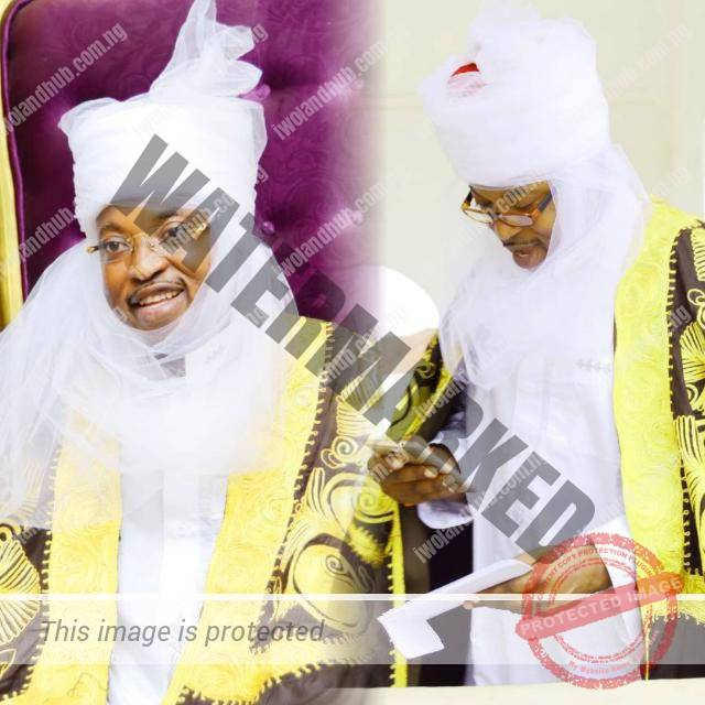 Emir Oluwo of Iwo Land