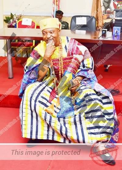 OLUWO OF IWO Telu 1, The Alaafin Sango of Our Time