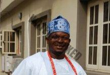 Abridged Profile of Oluomo Diekola Ismail Adefowope