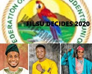 Ismail Iromini Emerges FILSU President Elect, Aspirants Rate Election Best in History
