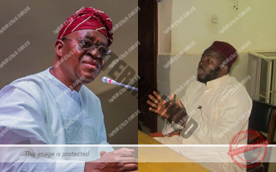 Reconsider Your Decision, People Are Dying – Ameer Ta'awun Tells Governor Oyetola
