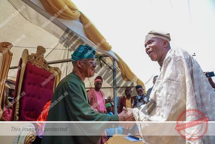 FCE, Iwo: Adeoti Grateful to Buhari, Oyetola, Congratulates Oluwo, Others