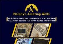 Norphy's Amazing Walls: Introducing Modern Interior Walls Decorations For Homes and Offices