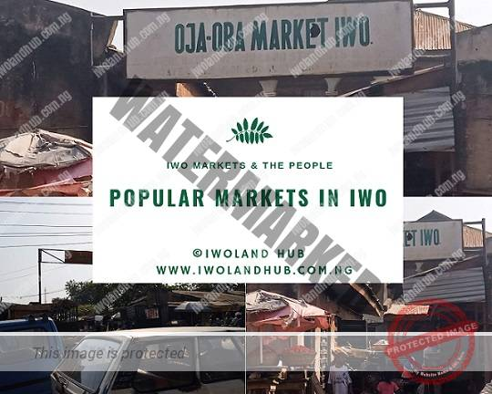 Business Insight: Popular Markets in Iwo and The People