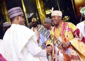 Federal College of Education: Oluwo Commends Buhari, Osun Govt, Others