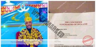 Give Peace a Chance: A Passionate Appeal to Oluwo and Kingmakers - Prof Lai Olurode