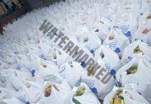 Jamatul Taawunu Distributes Food Items to Imams, Political Forum and Members
