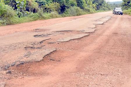 Iwo-Osogbo Road