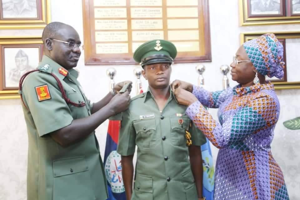 IDC Congratulates LT Gen Adeosun
