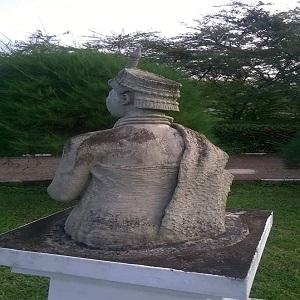 Oluwo of Iwoland Crowned Olori