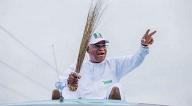 Barr Adedeji Felicitates With Oyetola