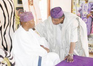 Oluwo and Hon Amobi