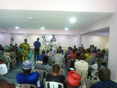Full Report: Interactive Session With Distinguished Senator Adelere Oriolowo