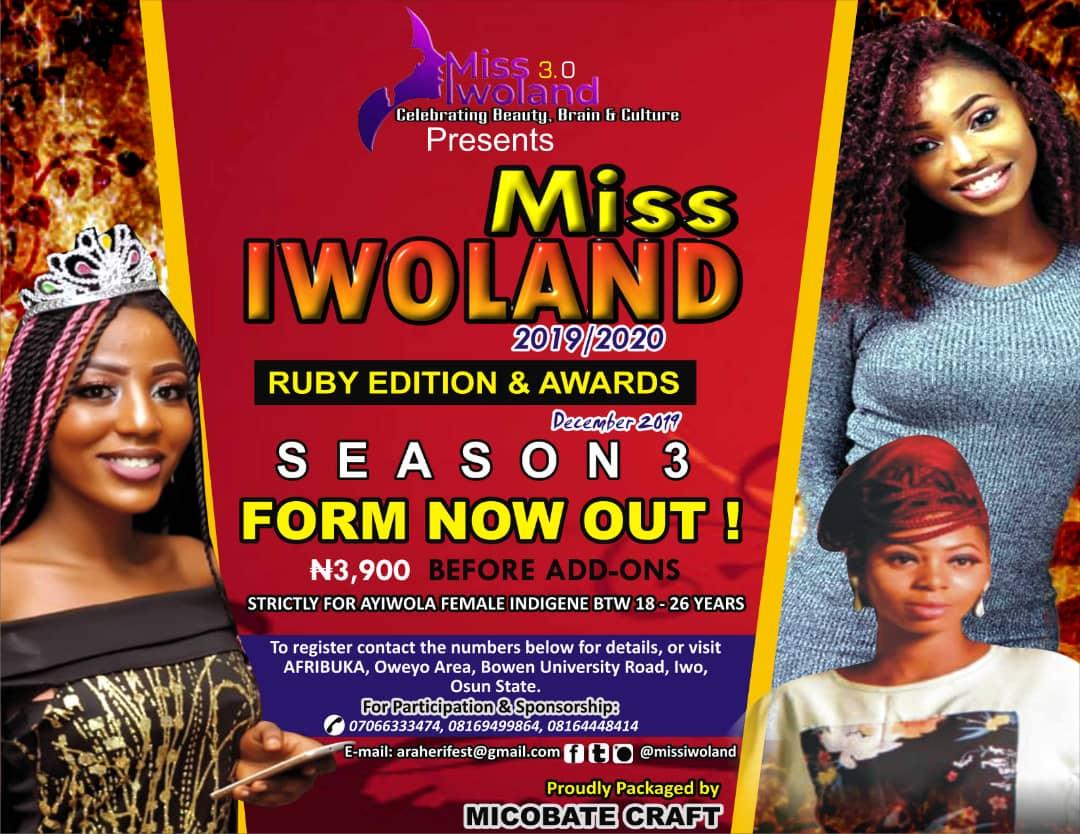Miss Iwoland