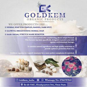Wuraola Goldkem Herbs