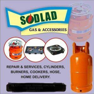 Sodlad Gas