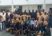 Hon Amobi's Empowerment Programme: Participants Receive Certificates