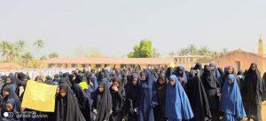 Waziri of Yorubaland Leads Rally, Urge Buhari to Site the Proposed Federal College in Iwo