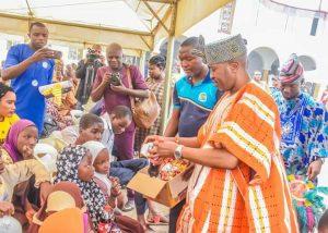 I Will Build Shelter for Vulnerable Children - Oluwo