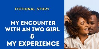 Episode 03: My Encounter With an Iwo Girl and My Experience