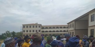 State Govt Inspects The Proposed Site for Federal College of Education Iwo