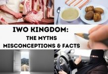 Iwo Kingdom: The Myths, Misconceptions and Facts