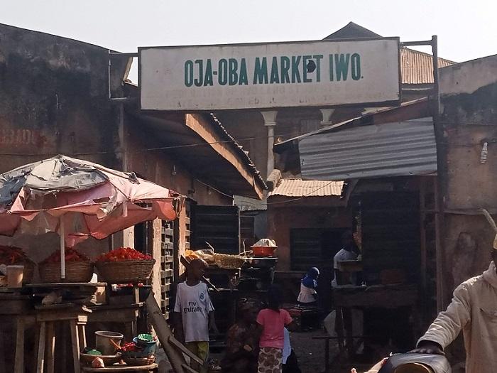 Oja Oba and Jankara Market Iwo
