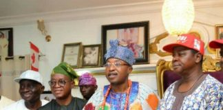 NAOSS Federal College of Education: Oluwo Commends Buhari, Osun Govt, Others