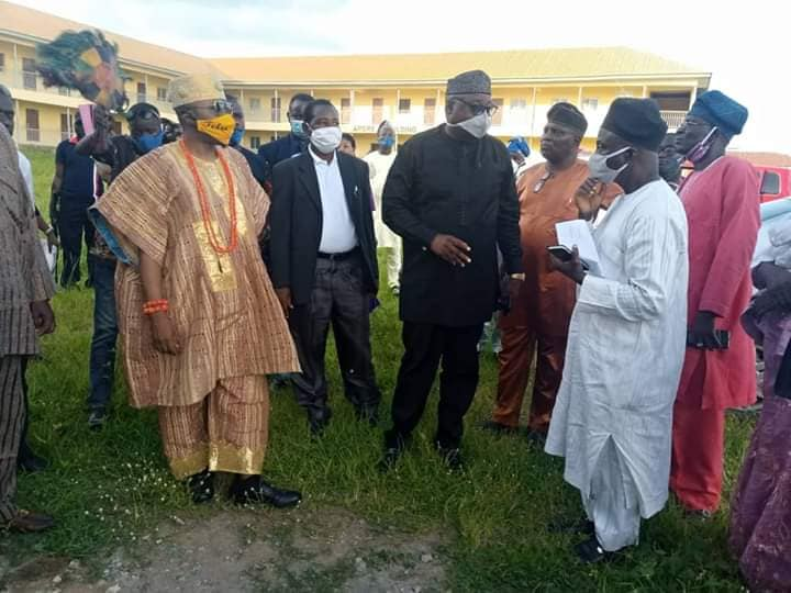 Iwo Finalises Choice of Sites for Federal College of Education