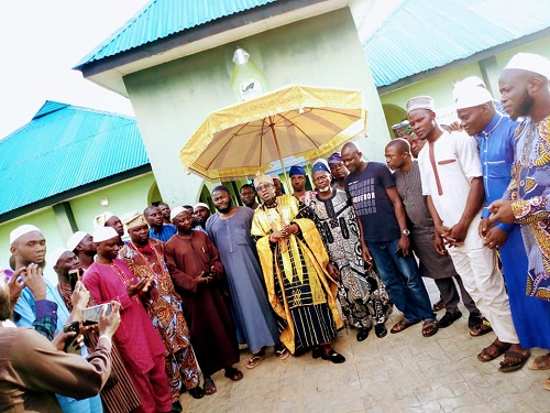 Forgive Those Who Have Wronged You - Oluwo Appeals to Ta'awun President