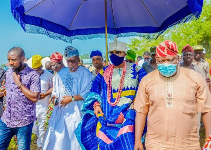 National Library: My People Are Hungry for more Development - Oluwo