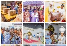 29th Owu Convention: Chief Olusegun Obasanjo, Ooni of Ife, Governor Oyetola, Others Grace Owu Day 2020