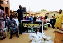 Palliative Without Connection: Taawun Political Forum Distributes Covid-19 Relief Packages