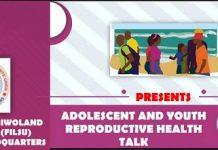 World Health Day: FILSU Partners SFH to Create Awareness on Reproductive Health Talk