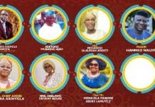 Iwo Action Council Celebrates 30th Anniversary in a Grand Style, Honoured Engr Adedapo, Adeoti, Hon Amobi, Others