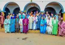 Peace as Oluwo Presides Over Iwo Traditional Council Meeting